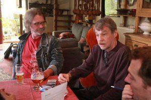 Steve Turcksin & Frakke Arn
